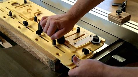 How To Make A Straight Edge On A Table Saw