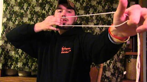 How To Make A String Bow Nasp