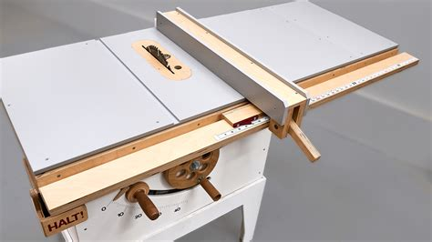 How To Make A Table Saw Fence Diy