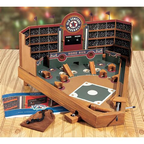 How To Make A Tabletop Baseball Game