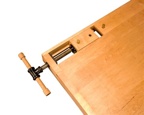 How To Make A Tail Vise Plans