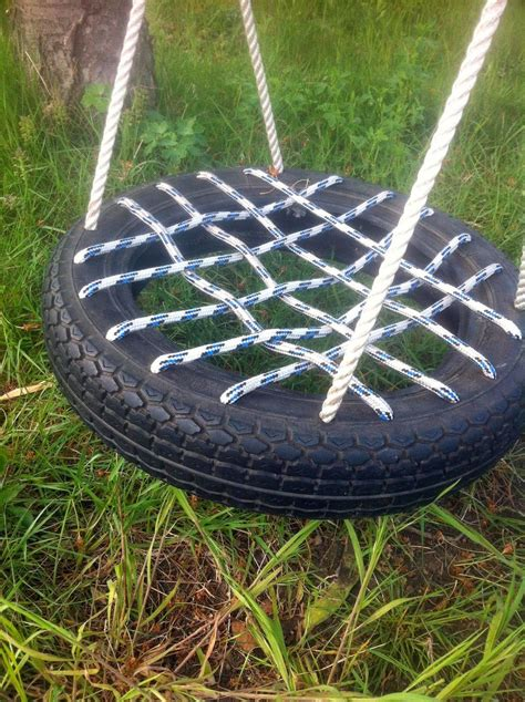 How To Make A Tire Swing Diy