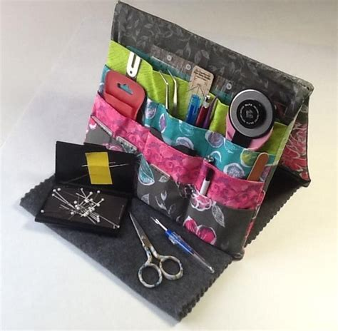 How To Make A Tool Holder For Sewing Tools