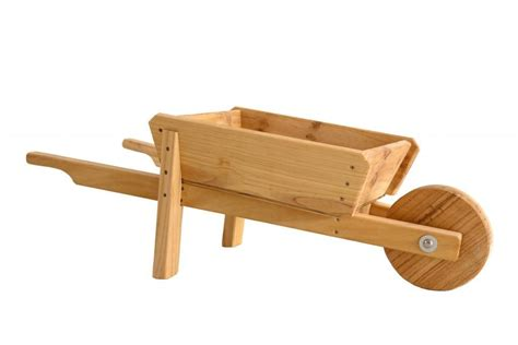 How To Make A Toy Wooden Wheelbarrows