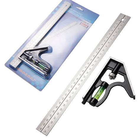 How To Make A Try Square With A Ruler
