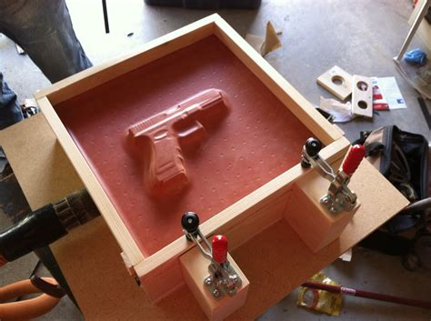 How To Make A Vacuum Press Table