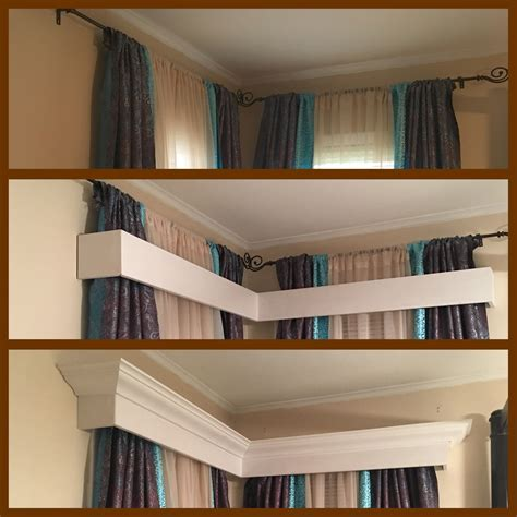 How To Make A Window Box For Curtains