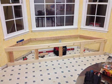 How To Make A Window Seat Without A Bay Window