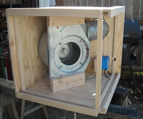 How To Make A Wood Shop Air Purifier