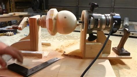 How To Make A Wooden Ball With Router