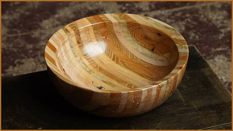 How To Make A Wooden Bowl Youtube