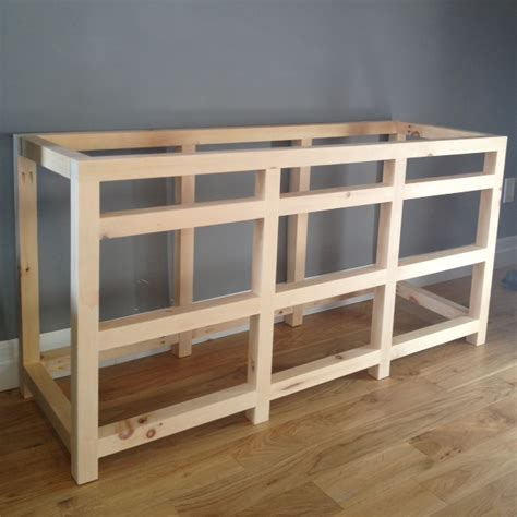 How To Make A Wooden Cabinet Frame