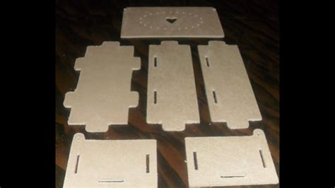 How To Make A Wooden Chest Without Nails