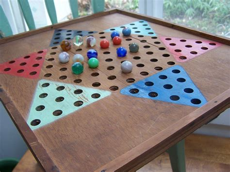 How To Make A Wooden Chinese Checkers Board