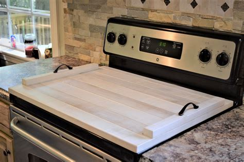 How To Make A Wooden Cover For The Stove