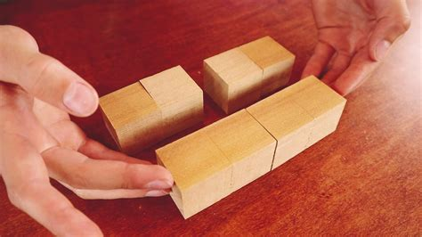 How To Make A Wooden Cube