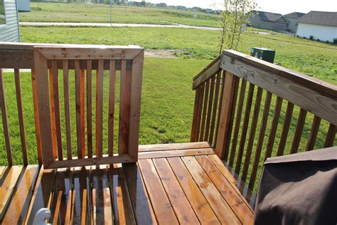 How To Make A Wooden Deck Gate