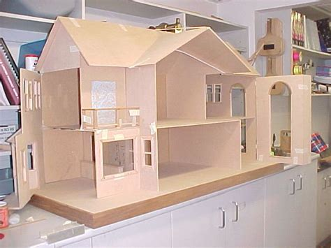 How To Make A Wooden Dolls House From Scratch
