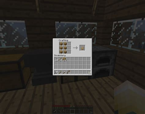 How To Make A Wooden Door In Minecraft Images