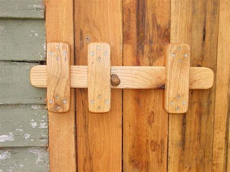 How To Make A Wooden Door Knob