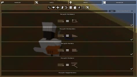How To Make A Wooden Door Unturned