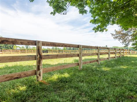 How To Make A Wooden Fence Post Last Longer