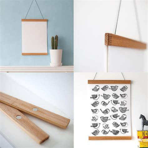 How To Make A Wooden Frame Hanger