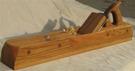 How To Make A Wooden Jointer Plane