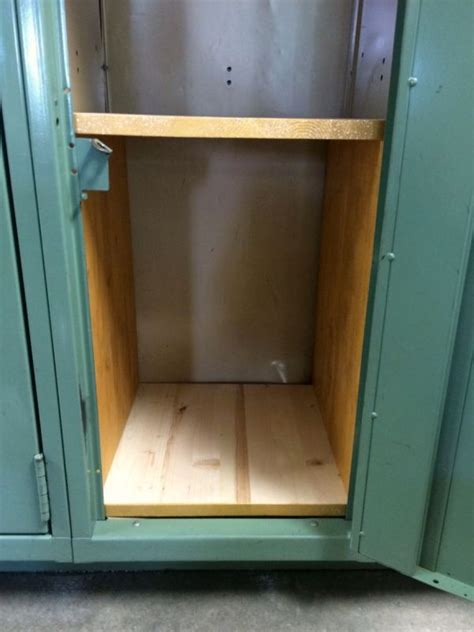 How To Make A Wooden Locker