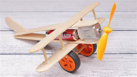 How To Make A Wooden Plane Fly