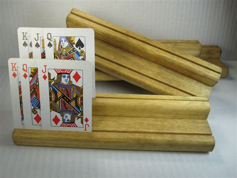 How To Make A Wooden Playing Card Holder