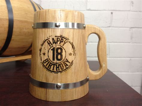 How To Make A Wooden Tankard Plans