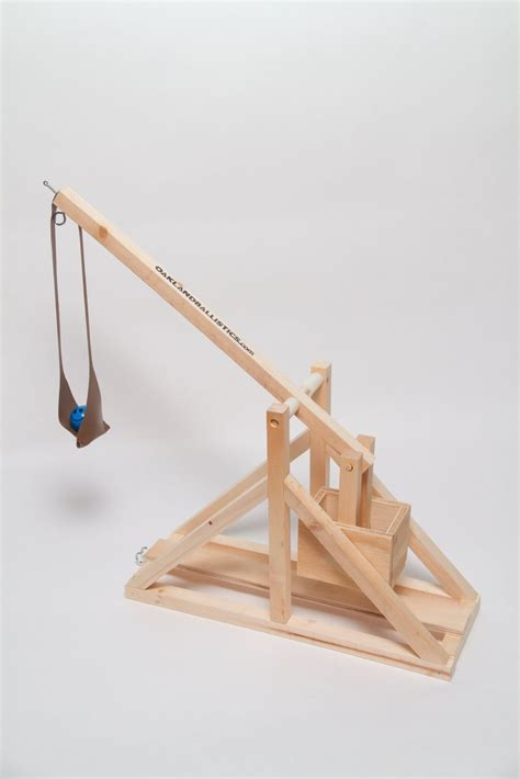 How To Make A Wooden Trebuchet Designs