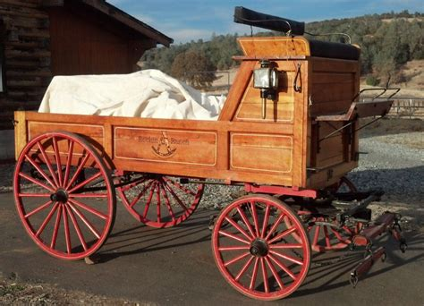 How To Make A Wooden Wagon Hitched