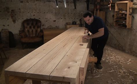 How To Make A Wooden Workbench Top