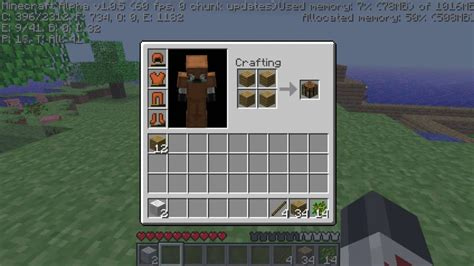 How To Make A Workbench In Minecraft