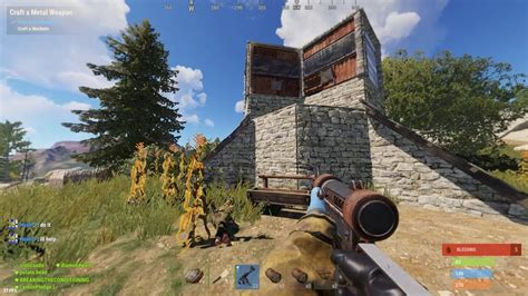 How To Make A Workbench In Rust