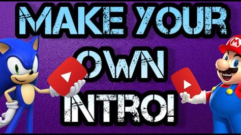 How To Make A Worship Intro Video