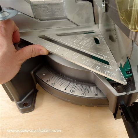 How To Make Accurate Miter Cuts