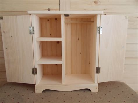 How To Make An Armoire For American Girl Doll