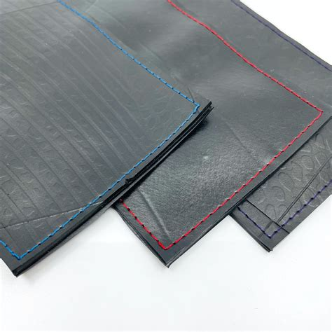 How To Make An Inner Tube Wallet