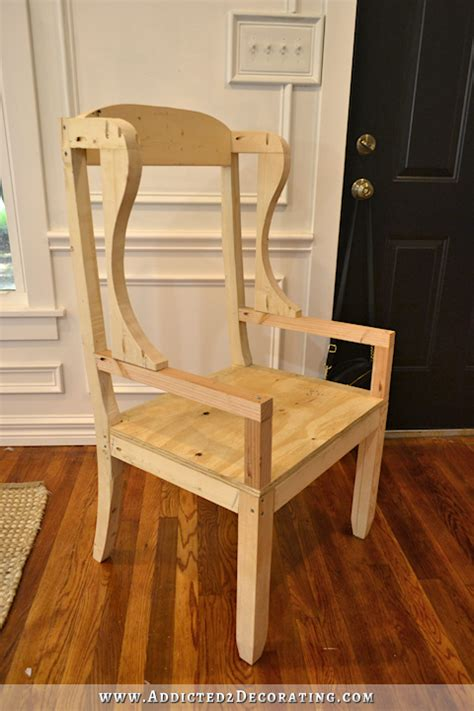 How To Make An Upholstered Chair Frame