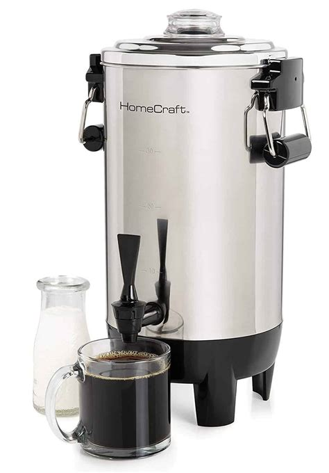 How To Make An Urn Of Coffee