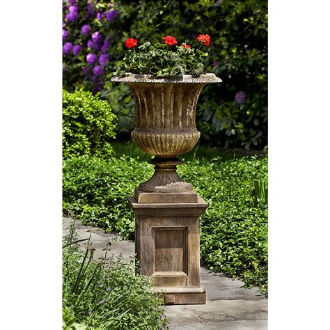 How To Make An Urn Planter