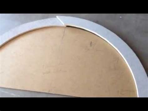 How To Make Arched Window Molding