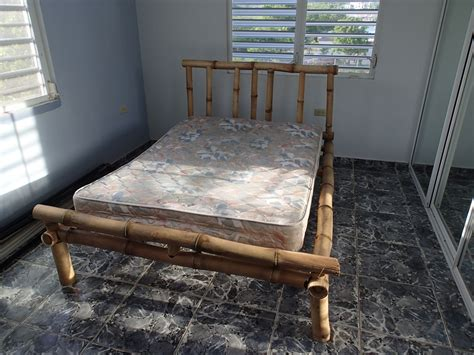 How To Make Bamboo Bed Frame