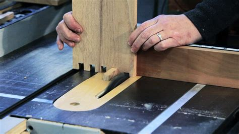 How To Make Box Joints Youtube