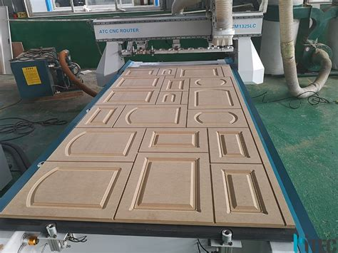 How To Make Cabinet Doors On Cnc
