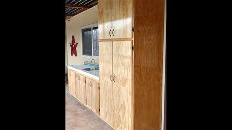 How To Make Cabinet Doors Out Of Plywood