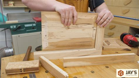 How To Make Cabinet Doors With A Router Video